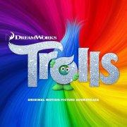 - trolls soundtrack - Vinyl / LP