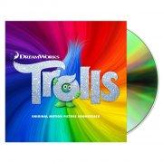 - trolls soundtrack - cd