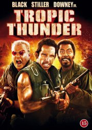 tropic thunder - DVD