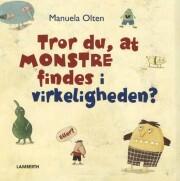 tror du, at monstre findes i virkeligheden? - bog