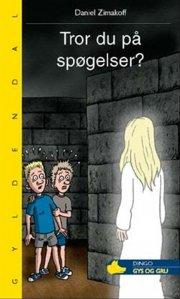 tror du på spøgelser? - bog