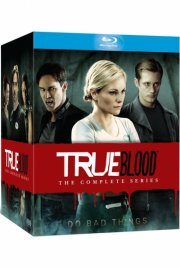 true blood box - komplet - sæson 1-7 - hbo - Blu-Ray