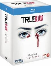 true blood - sæson 1-5 - hbo - Blu-Ray