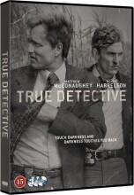 true detective - sæson 1 - hbo - DVD
