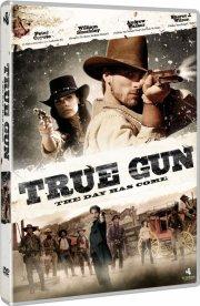 Image of   True Gun / The Gundown - DVD - Film
