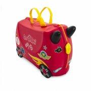 trunki kuffert - racerbil - rocco the race car - Babyudstyr