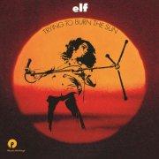elf - trying to burn the sun - Vinyl / LP