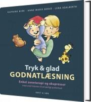 tryk og glad godnatlæsning - bog