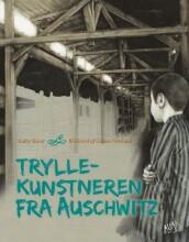 tryllekunstneren fra auschwitz - bog