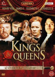 kings and queens - bbc - DVD