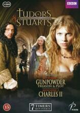 tudors & stuarts - gunpowder & charles 2 - bbc - DVD