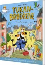 tukan-brødrene - bog