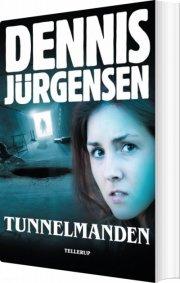 tunnelmanden - bog