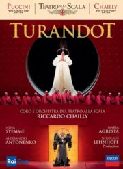 turandot: teatro alla scala - Blu-Ray