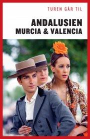 turen går til andalusien, murcia & valencia - bog