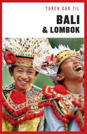 turen går til bali & lombok - bog