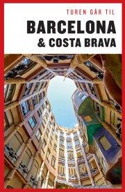 turen går til barcelona og costa brava - bog
