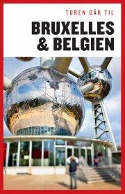 turen går til bruxelles og belgien - bog