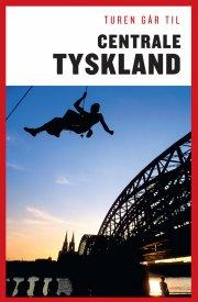 turen går til centrale tyskland - bog