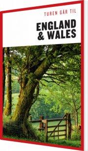 turen går til england og wales - bog