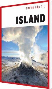 turen går til island - bog