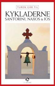 turen går til kykladerne, santorini, naxos & ios - bog