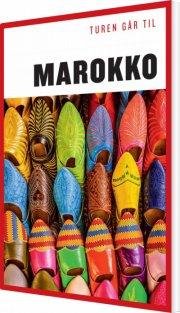 turen går til marokko - bog