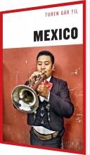 turen går til mexico - bog