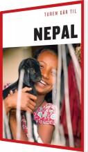 turen går til nepal - bog