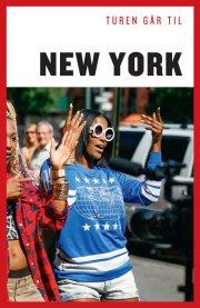 turen går til new york - bog