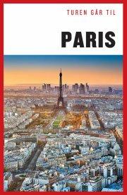 turen går til paris - bog