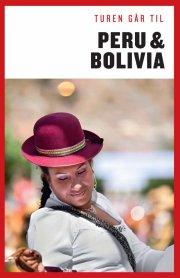 turen går til peru & bolivia - bog