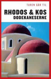turen går til rhodos & kos - dodekaneserne - bog