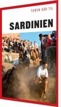 turen går til sardinien - bog