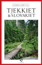 turen går til tjekkiet & slovakiet - bog