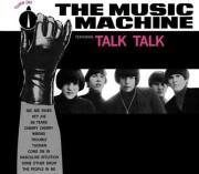 the music machine - turn on - Vinyl / LP