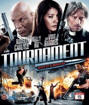 the tournament / turneringen - Blu-Ray