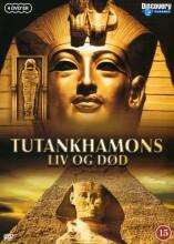 tutankhamons liv og død - discovery channel - DVD