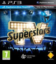 tv superstars move - PS3