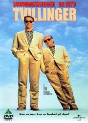 twins / tvillinger - arnold schwarzenegger - 1988 - DVD