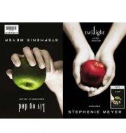 twilight 10-års jubilæum/liv og død - bog
