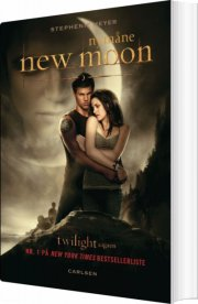 twilight 2 - new moon - nymåne  - filmomslag