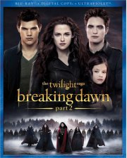 twilight - breaking dawn - del 2 - Blu-Ray