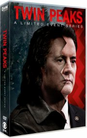 twin peaks: a limited event series - sæson 3 - DVD