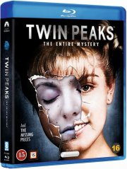 twin peaks collection - the entire mystery and the missing pieces - Blu-Ray