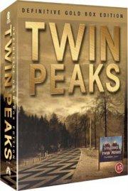 twin peaks - definitive gold boks edition - DVD