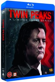 twin peaks - sæson 3 - a limited event series - re-work - Blu-Ray