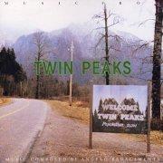 - twin peaks soundtrack - Vinyl / LP