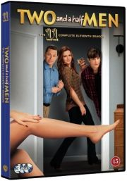 two and a half men - sæson 11 - DVD
