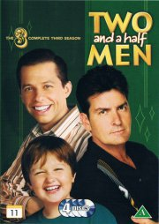 two and a half men - sæson 3 - DVD